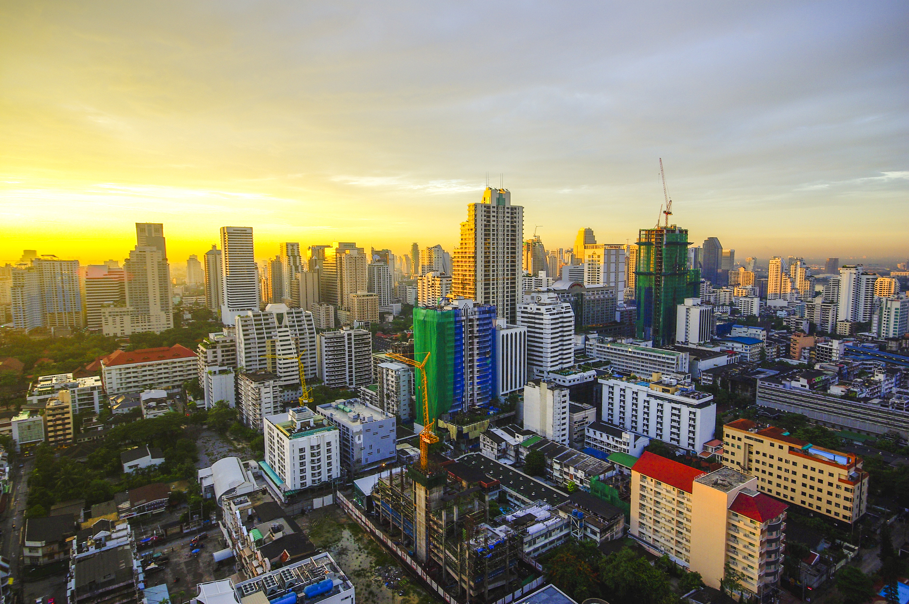 IELTS Topic: Cities & Towns | Cambly Content